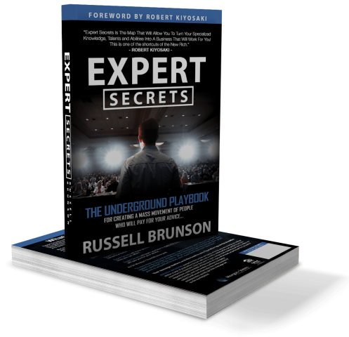 Sales Funnel Consultant And Thought Leader Russell Brunson Launches Expert Secrets Book