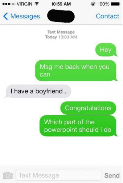 sarcastic texts