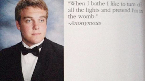 11 Funny Senior Yearbook Quotes That Explain Why This ...
