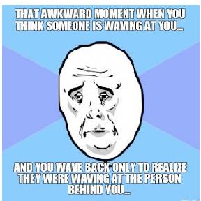 Painfully Awkward Moments
