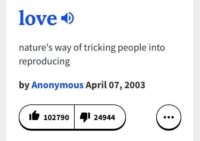 Hilarious Definitions