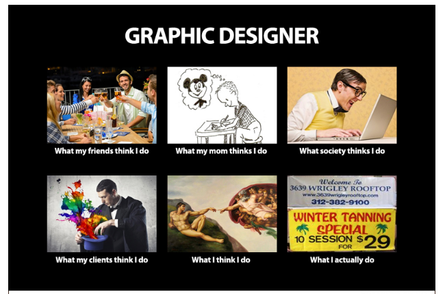 Graphic Designers posters