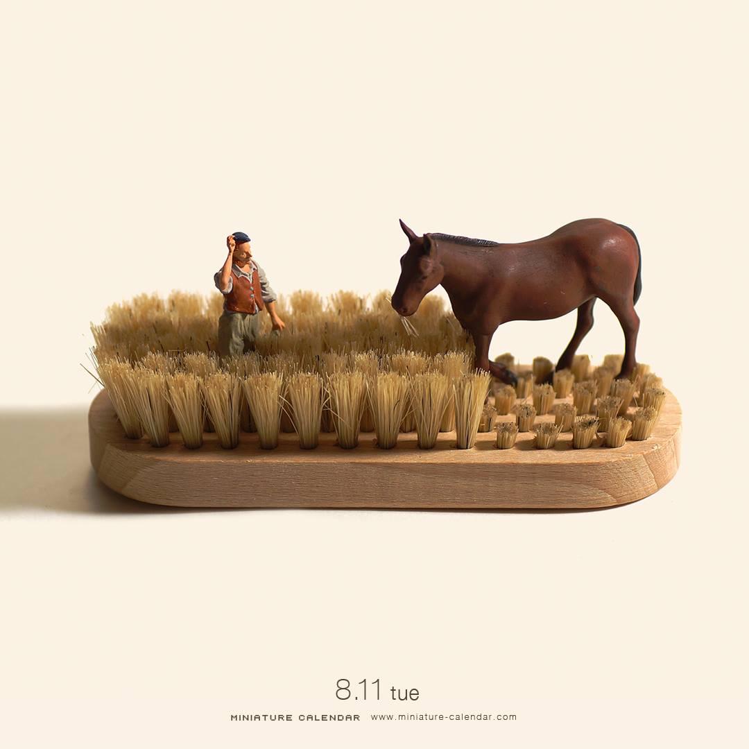 Fun Miniature Dioramas