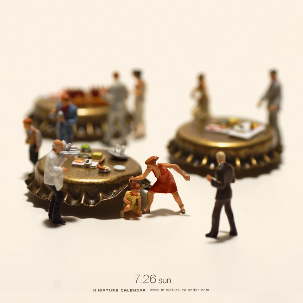 Fun Miniature Dioramas