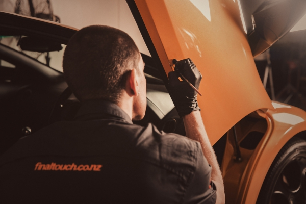 Car Paint Chip Repair >> The Best Auckland Training In Paint Chip Repair Car