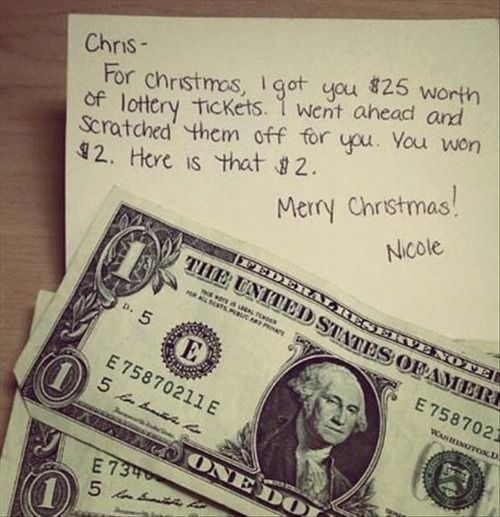 crazy christmas gifts