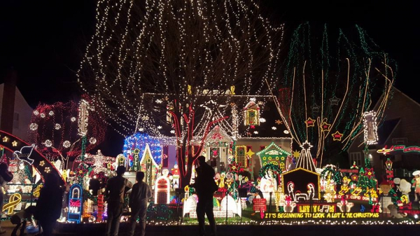 Discover The Best Christmas Lights Around Richmond With