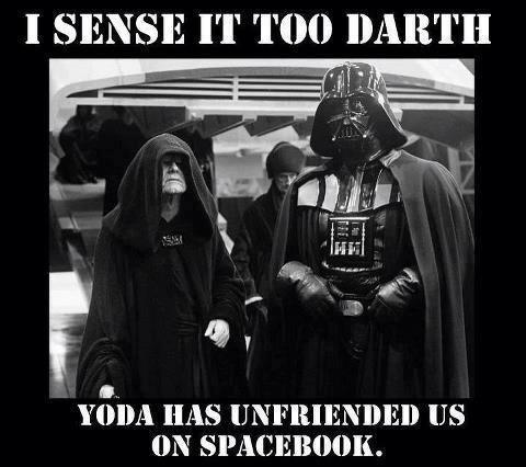 star wars funny meme