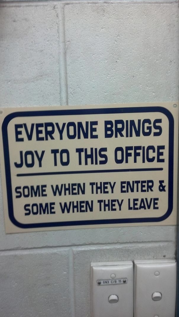 Funny Office Pictures