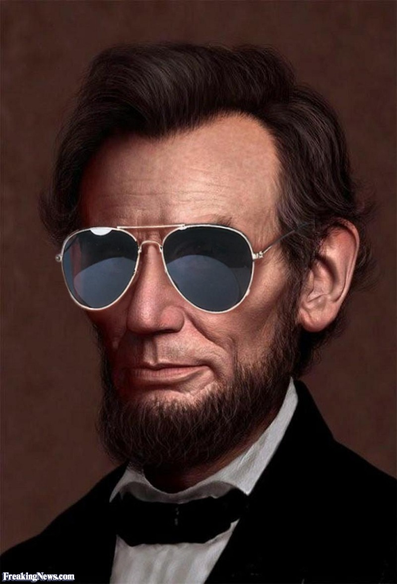 Funny Abraham Lincoln Pictures
