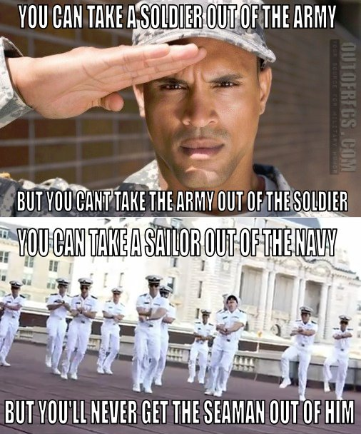 funny army soldier meme