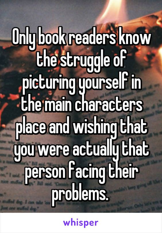 bookworm Confessions