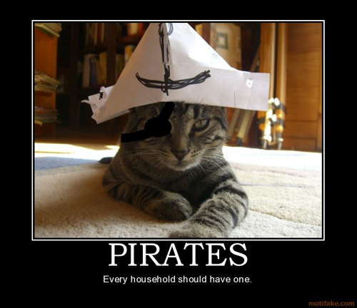 Shared Across the 7 Seas These 33 Hilarious Pirate Memes