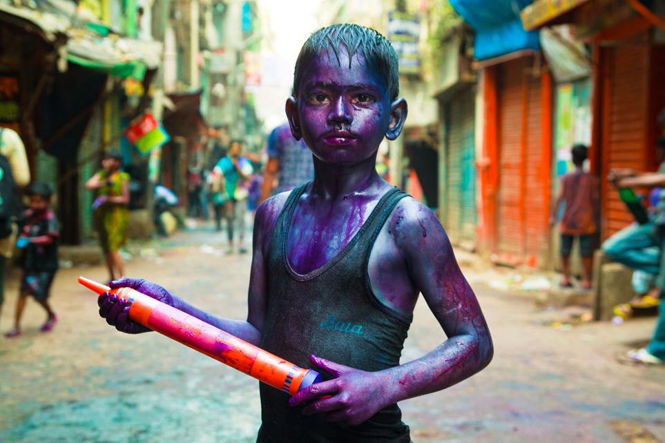 holi festival colors india holiday