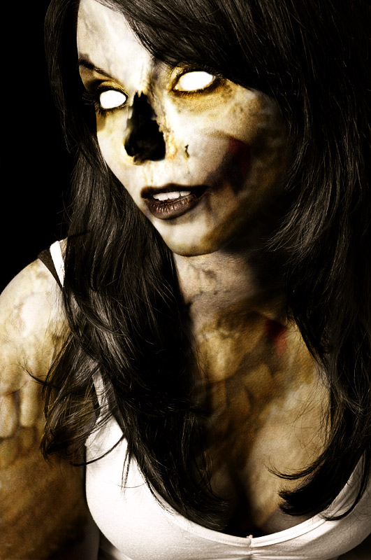 sexy zombie 18