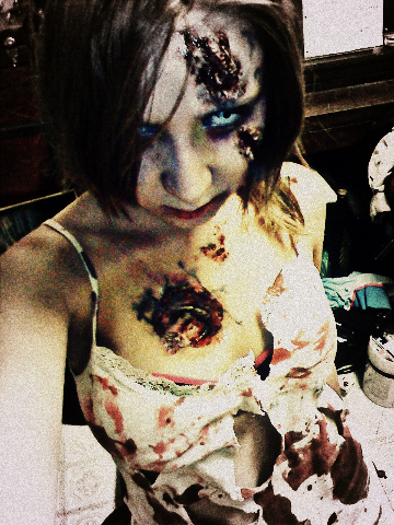 Sexy Zombie Pictures