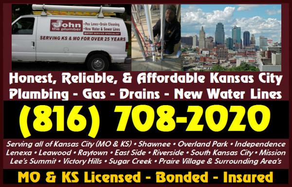 Get The Best Kansas City Plumbing Services Water Line