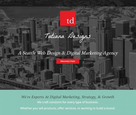 get the best seattle online branding seo web development online solutions