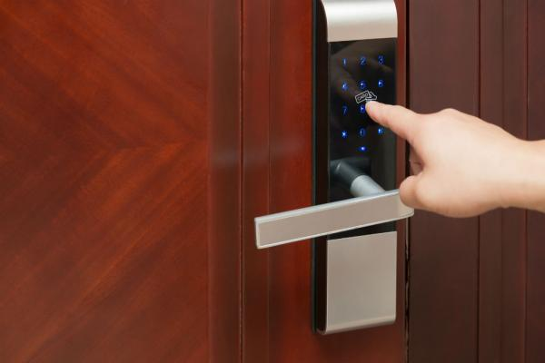 improve home security with digital keyless remote access locks for your house am
