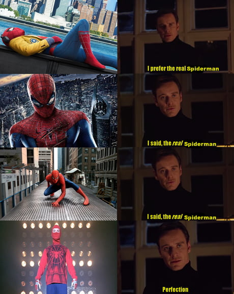 Spiderman Meme