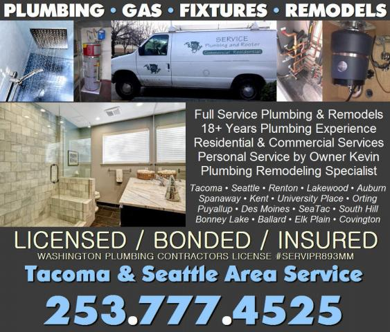The Best Tacoma WA Plumbers For Your Emergency Issues ...