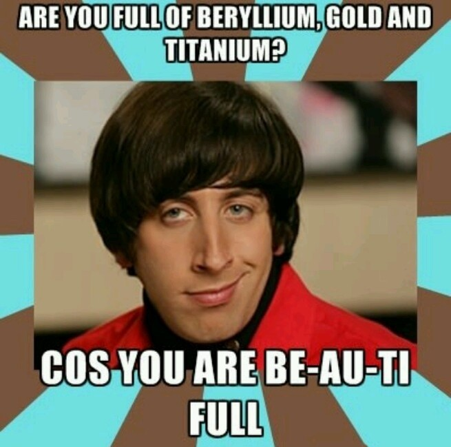 Smooth Nerdy Pick Up Lines