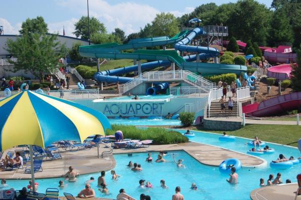 visit maryland heights announces aquaport s opening on may 25