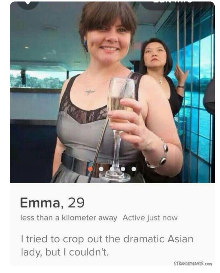 Genuine Tinder Profiles