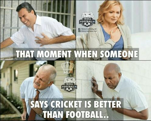 Funny Cricket Memes