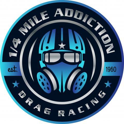quarter mile addiction unveils legends of 1968 drag racing drawstring bags