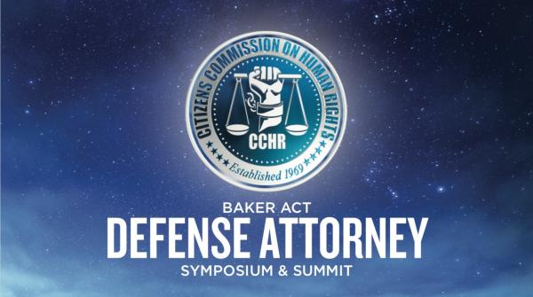 baker act symposium provides expert helpto defend targeted children and families