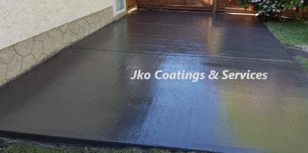 calgary home business amp industrial epoxy amp polyurethane concrete floor coati