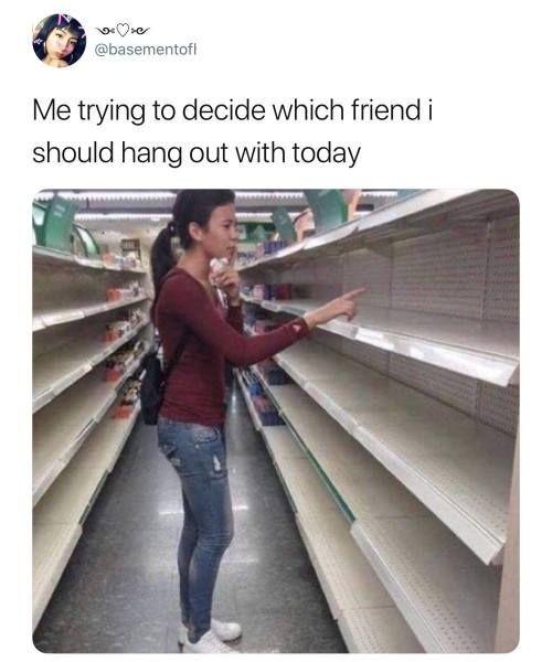 Memes About Friends