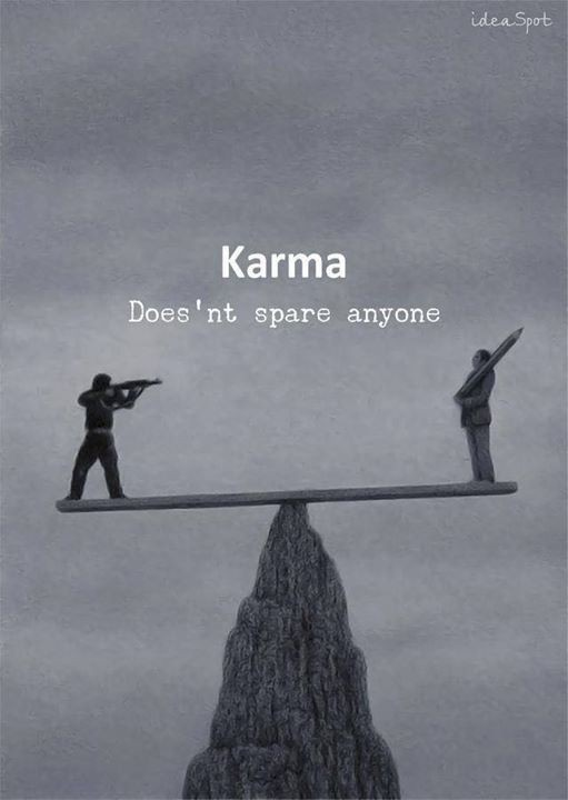 Karma Two Faced Selfish People Quotes | D Quotes Daily