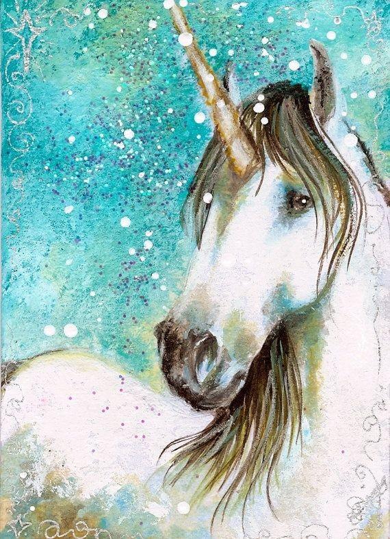 unicorn beautiful image picture