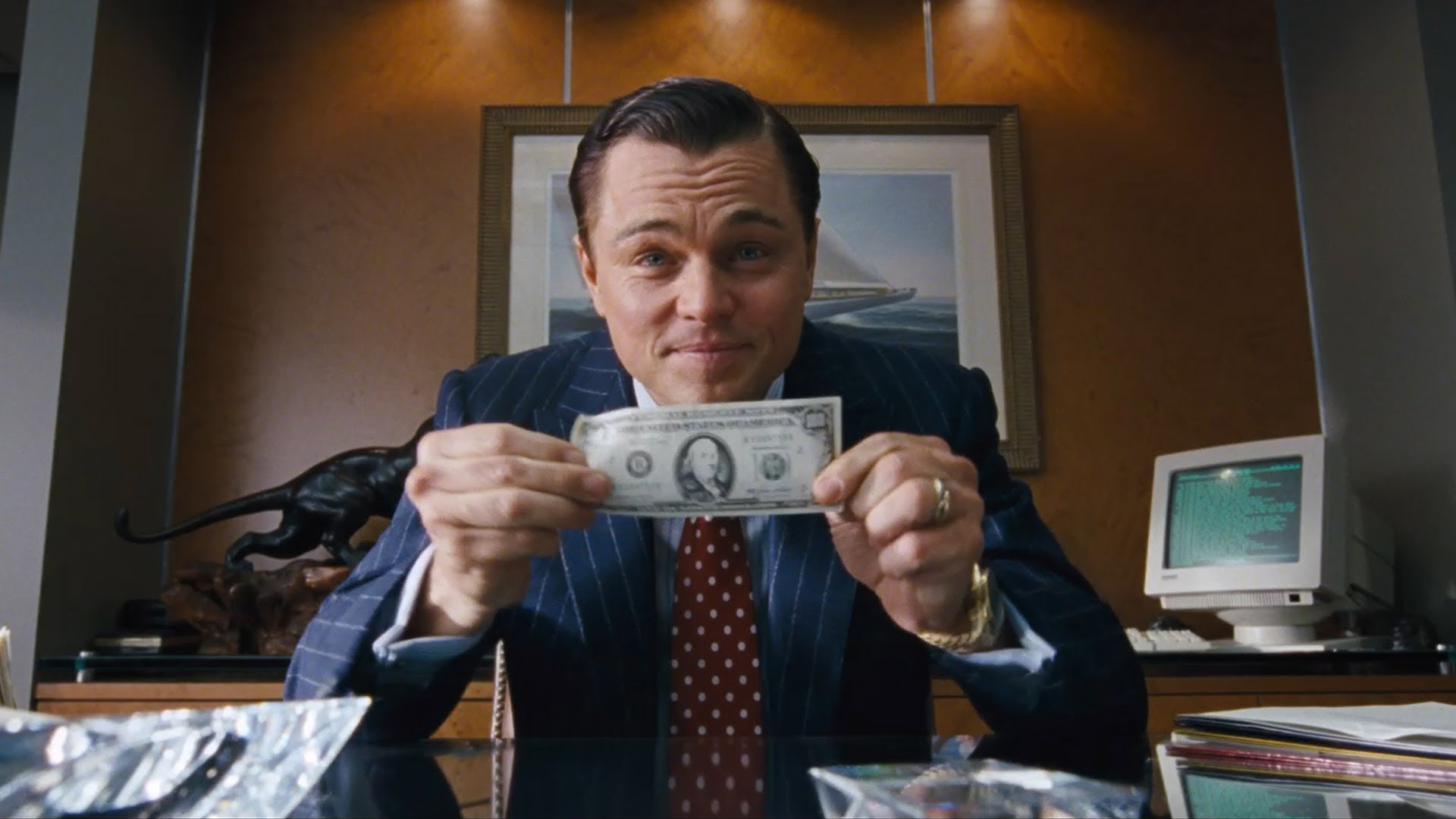 The Wolf Of Wall Street Quotes