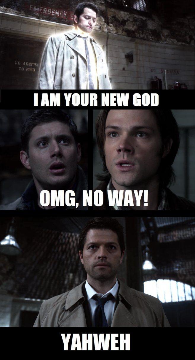 supranatural memes