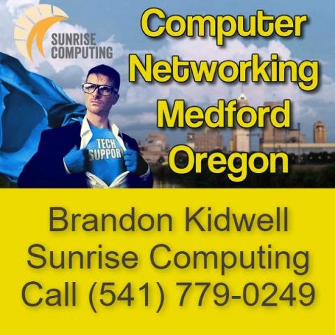ashland computer repair and it services and medford computer repair company sunr