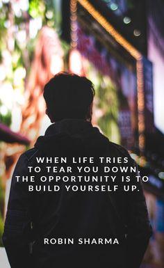 robin sharma inspiration quote