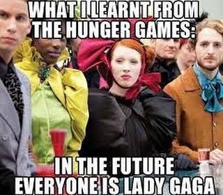 hunger game memes