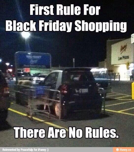funny black friday memes
