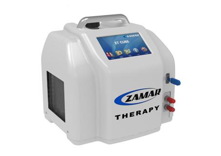 ice free physiotherapy equipment for equine and human recovery launched by zamar