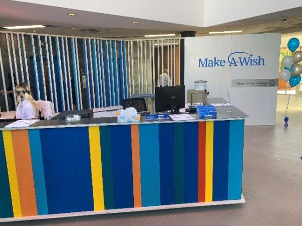 new make a wish headquarters sponsored by wheels for wishes car donation program