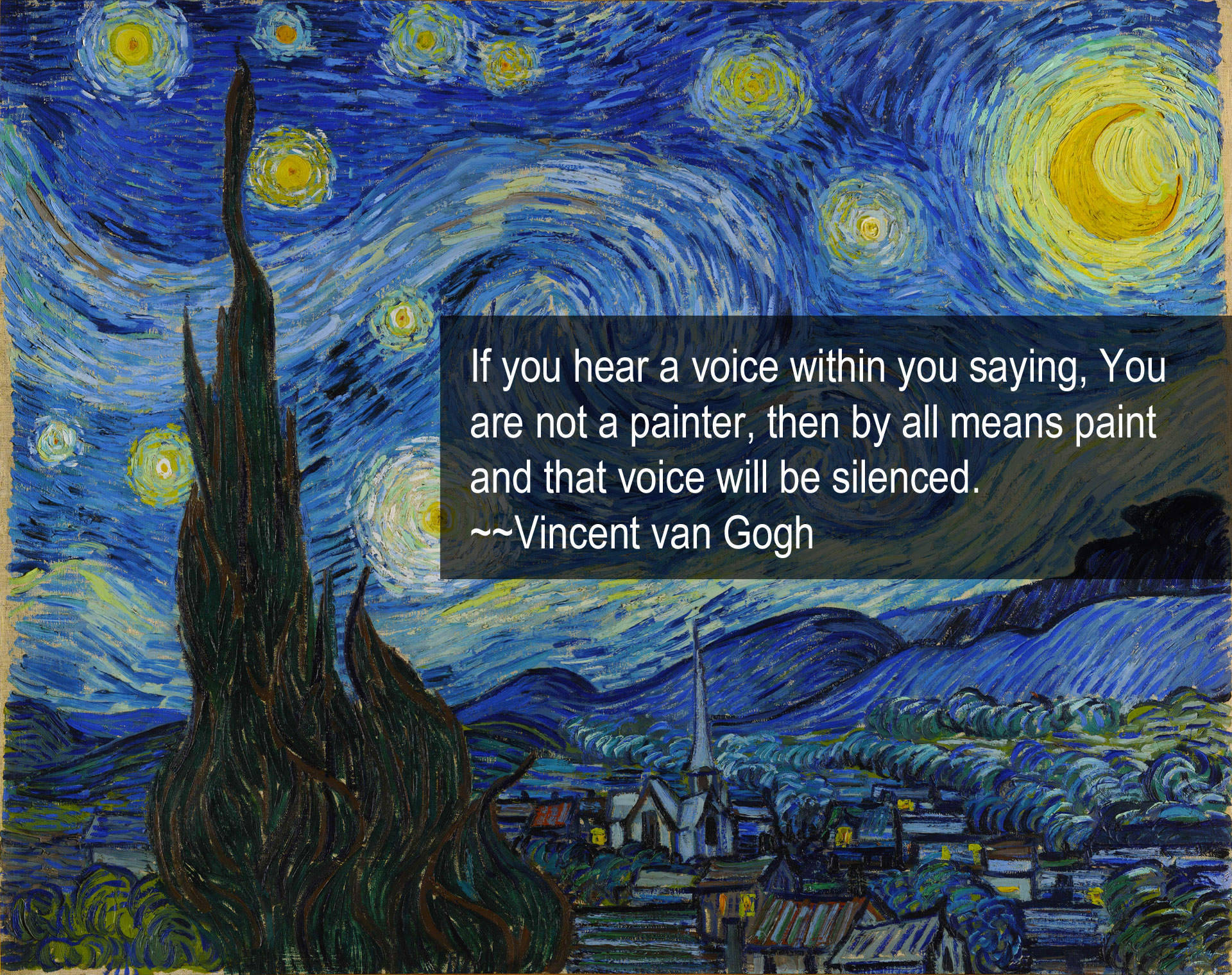 10 Motivating Van Gogh Quotes That Are So Beautiful They ...