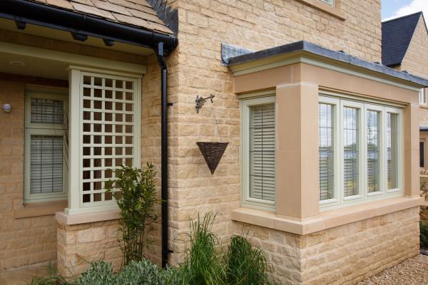 get the best bespoke bay window shutters hardwood made to measure treatments