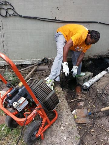 no kansas city plumbing problem is too big for john the plumber