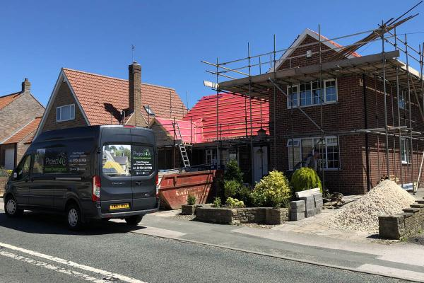 get the best dormer loft conversion professional builders in york