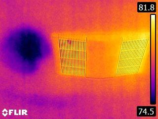 thermal imaging provides insight into the condition of systems and the home