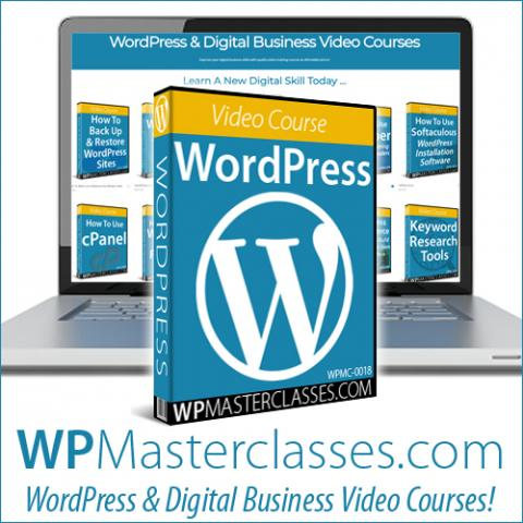 get the best wordpress video courses for beginners with over 1500 step by step t