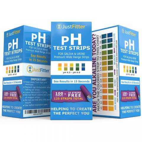 just fitter announces annual business plan for urine and saliva ph testing strip
